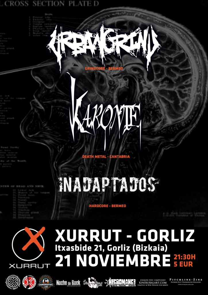 KARONTE - XURRUT GORLIZ