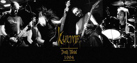 karonte - 22 aniversario - death metal